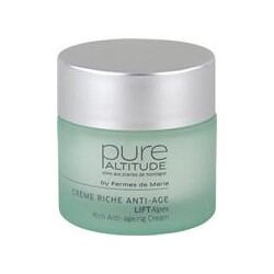 Pure Altitude Pflege LIFTAlpes Crème Riche Anti-Age 50 ml