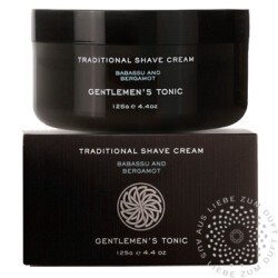 Gentlemen's Tonic - Traditional Shave Cream