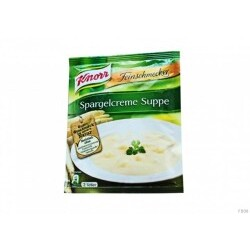 Knorr - Feinschmecker Spargelcreme Suppe