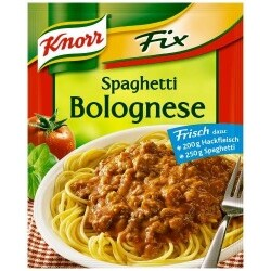 Knorr Fix - Spaghetti Bolognese