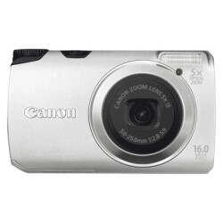 Canon PowerShot A3300 IS silber