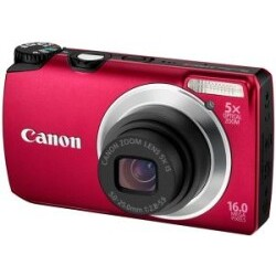 Canon PowerShot A 3300 IS rot