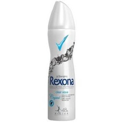 Rexona Women - Crystal Clear Aqua Deospray