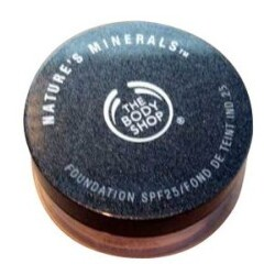 Body Shop - Nature's Minerals Foundation SPF 25 Shade 04