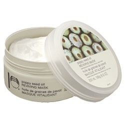 Body Shop - Poppy Seed Oil Reviving Mask