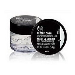 Body Shop - Elderflower Unperfumed Eye Gel
