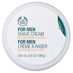 Body Shop - For Men Shave Cream