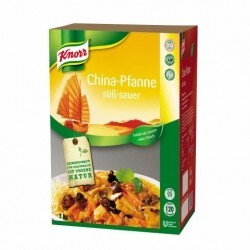 Knorr - Basis für China-Pfanne süß-sauer, 3 kg