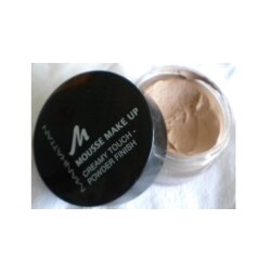 Manhattan MOUSSE MAKE UP Creamy Touch - Powder Finish