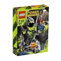 Lego Power Miners - König der Monster