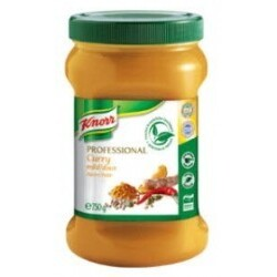 Knorr Professional® - Gewürzpaste Curry, 2 x 750 g