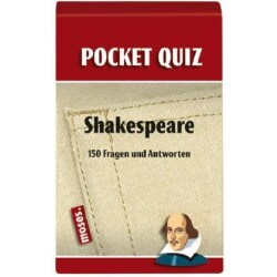 Pocket Quiz Shakespeare