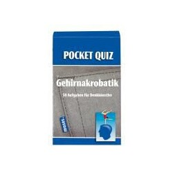 Pocket Quiz Gehirnakrobatik