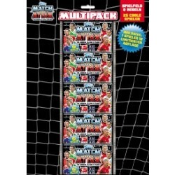 Match Attax Multipackung 2012/2013