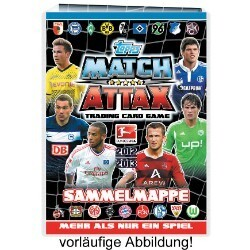 Match Attax 2012/2013 Starter