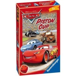 The World of Cars (Kinderspiel), Piston Cup