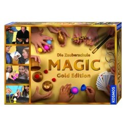 Die Zauberschule Magic: Gold Edition