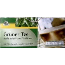 Captains Tea - Grüner Tee