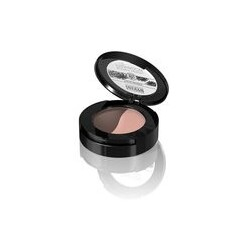 lavera Romantic Moments LE Beautiful Mineral Duo Eyeshadow Caramel Coffee