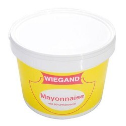Wiegand - Mayonnaise