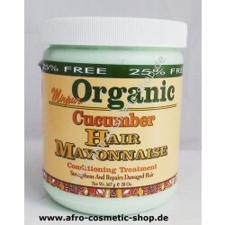 Mirpur Organic Cucumber Hair Mayonnaise  20 oz