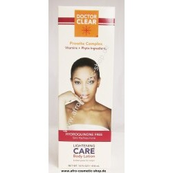Doctor Clear Lightening Care Body Lotion 14 oz