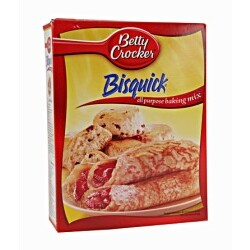 Betty Crocker - Bisquick Pancake Mix
