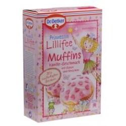 Dr Oetker Prinzessin Lillifee Muffins Vanille Geschmack