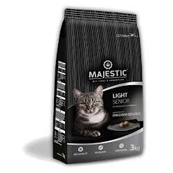 Majestic - Katzenfutter Light Senior