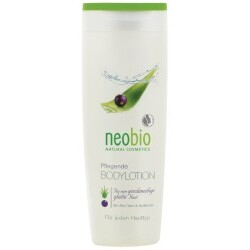 Neobio Pflegende Bodylotion Bio-Aloe & Bio-Acai