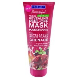 Pomegranate Facial Revealing Peel-Off Mask