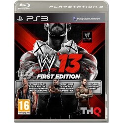 WWE '13 - First Edition