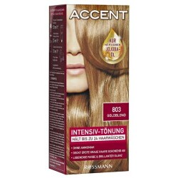 Accent - Intensiv-Tönung Nr. 803 Goldblond