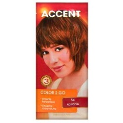 Accent - Color 2 Go Nr. 54 Kastanie
