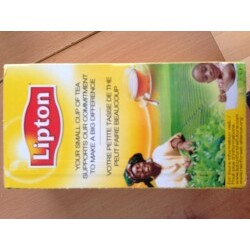 Lipton - Yellow Label Tea