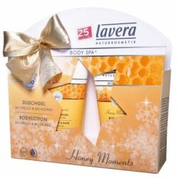 Lavera - Body Spa Weihnachtszauber Set Honey Moments