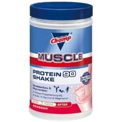 muscle protein 90 shake erdbeer 4006643193617. Black Bedroom Furniture Sets. Home Design Ideas