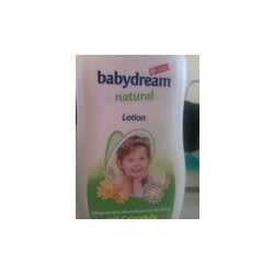 Rossmann - Babydream Natural Lotion