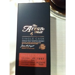 Isle of Arran Single Malt Sherry Cask