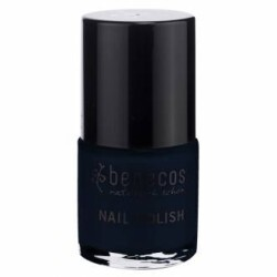 Benecos Nail Polish urban deep blue