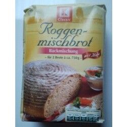 K-Classic - Roggenmischbrot