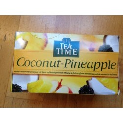 Taa Time -  Coconut-Pineapple