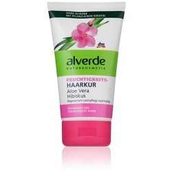 alverde feuchtigkeits haarkur aloe vera hibiskus