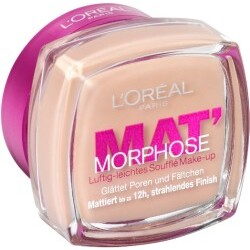 Loreal paris Mat' Morphose Souffle Make-up