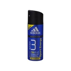 Adidas - Functional Male Action 3 Sport Energy Deodorant Spray