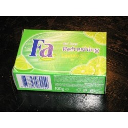 Fa Bar Soap Refreshing Lemon