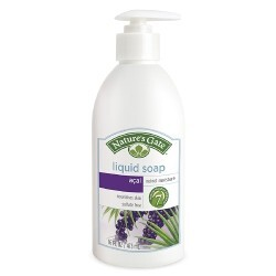 Nature's Gate liquid soap