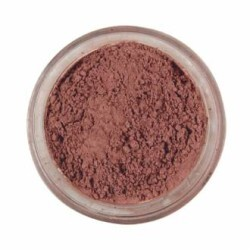 Aubrey Organics Silken Earth Rouge Puder - Warmed Raisin 3 g