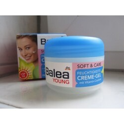 Balea Young Soft & Care Feuchtigkeits Creme-Gel