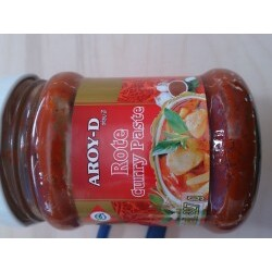 Aroy-D - Rote Curry Paste